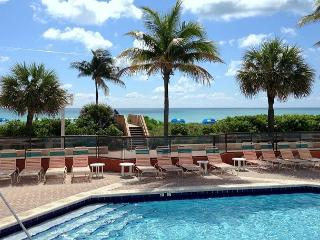 On the Beach Great Studio King Bed & Sofabed for 4 Guests Great Heated Pool - Davie vacation rentals