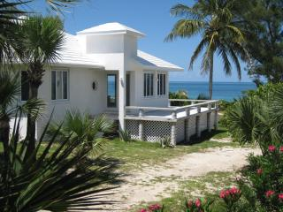 Oceanfront Seashell Cottage at Coco Bay  Cottages - Green Turtle Cay vacation rentals