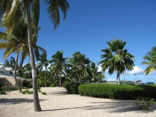 Kiss Kiss, 1 BR  apartment on white sandy beach - Baie Nettle vacation rentals