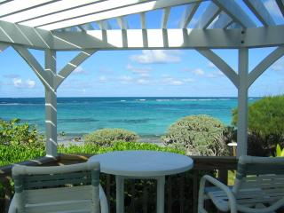 Tranquility beach front home with ocean kayaks - Green Turtle Cay vacation rentals