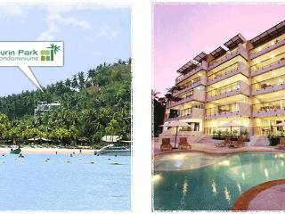 Sea view 2-bedrooms apt., a few steps to the beach - Phuket vacation rentals