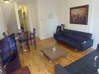 Balcony: 3 Bedroom for 1 to 10 Guests - New York City vacation rentals
