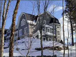 Les Manoirs in winter - High end condo, Les Manoirs, Tremblant resort - Mont Tremblant - rentals