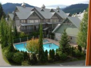 View from our unit - Zara & Nezam Zeineddin - Whistler - rentals