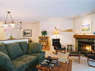 The Gables Ski in Ski out 2 BR in forest by lifts - Whistler vacation rentals