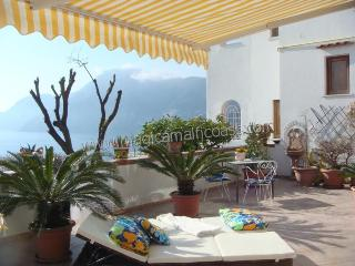 Casa Emilia - seaview apartment with large terrace - Amalfi Coast vacation rentals