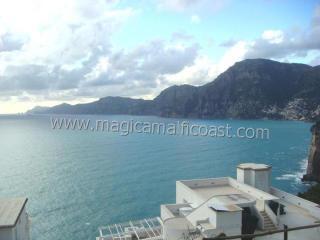 Casa Ambra - view to Positano and Capri, WIFI, parking - Praiano vacation rentals