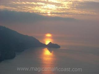 Casa Saveria -  seaview-terrace with spectacular sunrises - Praiano vacation rentals