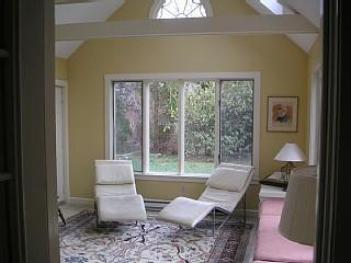 Sunroom - Shore St: Walk to beach and historic Main St. - Falmouth - rentals