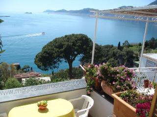Casa Agata (Il Nido) - magnifique view to Capri - Praiano vacation rentals