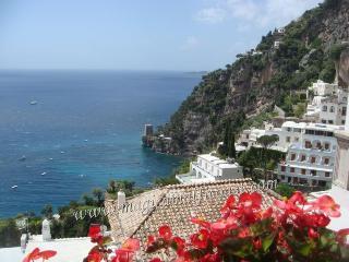 Villa Emma - in the heart of Positano - seaview - Positano vacation rentals