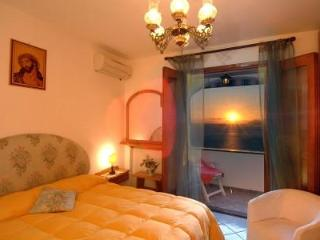 Casa Hella - phantastic sunsets over Capri island - Praiano vacation rentals