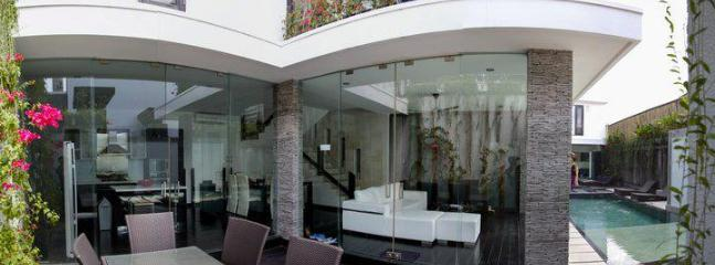 7,6,to3BR Villa 1/2Off 2 Pools Ultra Modern Bonus - Image 1 - Seminyak - rentals