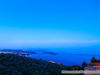 Luxury villas , private pools, stunning sea view. - Skiathos vacation rentals