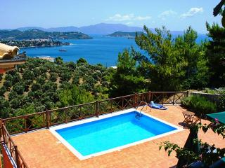 Luxury villas , private pools, stunning sea view. - Skiathos vacation rentals
