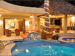 Beautiful 5 bedroom Villa in Boca de Tomatlan - Boca de Tomatlan vacation rentals