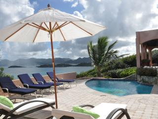MONGOOSE RUN... spectacular views!... exclusive and gorgeous! - Baie Rouge vacation rentals