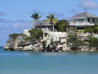 Rock Cottage - Blue Waters - Dickenson Bay vacation rentals