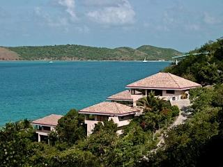 Dos Sols at Leverick Bay, Virgin Gorda - Open Design, Private Pool, Oversized Porch - Leverick Bay vacation rentals