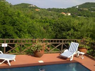 Villa Darcy - Ideal for Couples and Families, Beautiful Pool and Beach - Cap Estate vacation rentals