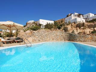 Lovely Villa with Shared Outdoor Pool and Television - Agios Ioannis vacation rentals