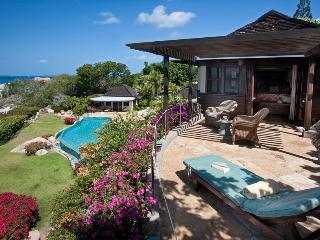 Sol y Sombra at Little Trunk Bay Estate, Virgin Gorda - Beachfront, Pool, Tennis Court - British Virgin Islands vacation rentals