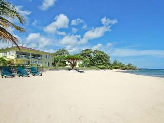 Spanish Cove at Runaway Bay, Jamaica - Beachfront, Pool, Ideal For Families Or 3 Couples - Priory vacation rentals