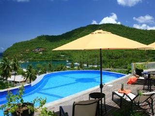 Beautiful 5 bedroom, 5 bathroom villa in Marigot Bay. - Saint Lucia vacation rentals
