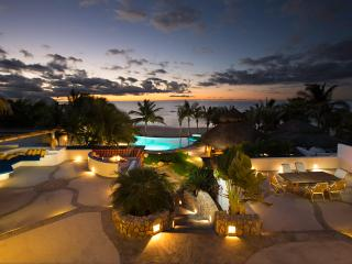 Beachfront Villa secluded beach San Jose del Cabo - San Jose Del Cabo vacation rentals