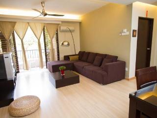 Fully Renovated Designer Condo By The Beach - Pulau Penang vacation rentals