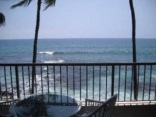 Sunsets & Surfers - Kona Reef Ocean Front Unit - Kailua-Kona vacation rentals