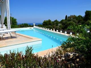 CASA FUSELLA - Charming villa with pool see view - Puglia vacation rentals