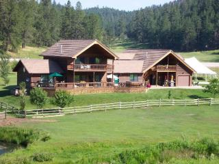 Beautiful Cabin with Deck and Internet Access - Hill City vacation rentals