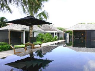 Luxury 5 bedroom Saint Jean villa. Beachfront Luxury! - Camaruche vacation rentals