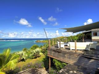 Luxury 6 bedroom St. Barts villa. Private beach and gazebo! - Petit Cul de Sac vacation rentals