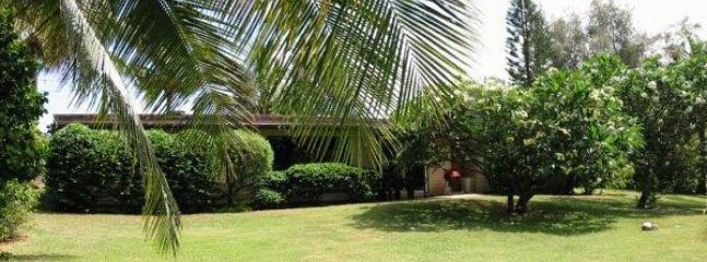 This home is located just 150 feet from Anahola Beach. - Anahola Beach House - Anahola - rentals