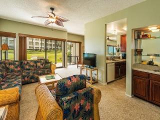 Free Car* with Poipu Sands 417 - 2 bedroom/2 bath, first floor unit only 100 yds from Shipwreck Beach - Poipu vacation rentals