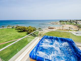 Oceanview Apartment 002 - Modern Seafront property - Protaras vacation rentals