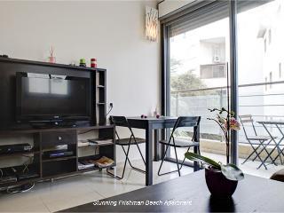 Stunning Beach Apartment Tel Aviv, Frishman Beach - Tel Aviv vacation rentals