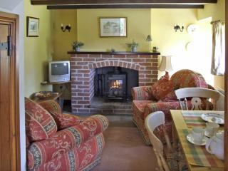CHURCH BARN, romantic, character holiday cottage, with open fire in Fenny Bentley, Ref 4149 - Fenny Bentley vacation rentals