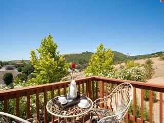 Panoramic Views, Deer, Birds and Tranquility Above Downtown Paso Robles - Paso Robles vacation rentals
