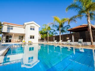 Oceanview Villa 013 - with beautiful gardens - Protaras vacation rentals