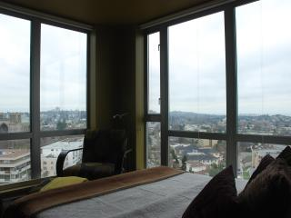Luxury Penthouse 2 Bdrm Condo: Million Dollar View - Victoria vacation rentals