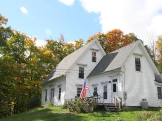 Seasonal Antique Country Farmhouse in Lincolnville - Camden vacation rentals