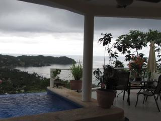 3 masterbedroom oceanfront home, Sayulita - Mexico - Sayulita vacation rentals