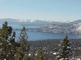 View From Deck - Spectacular Lake & Ski View - Incline Village - rentals
