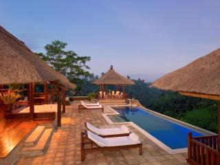 Villa Santai - Luxury 4 Bedroom - Dramatic Vistas - Ubud vacation rentals