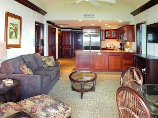 Waipouli #A404: Luxurious 2 bdr/3 bath Penthouse Suite - Direct Ocean Views - Kapaa vacation rentals