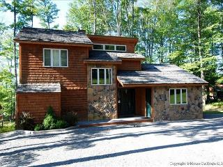 Walk to ski slopes, tennis courts, pond and horseback riding. - Canaan Valley vacation rentals