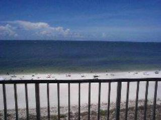 view from balcony - APOLLO Beachfront Condo....WOW what a view!!! - Marco Island - rentals